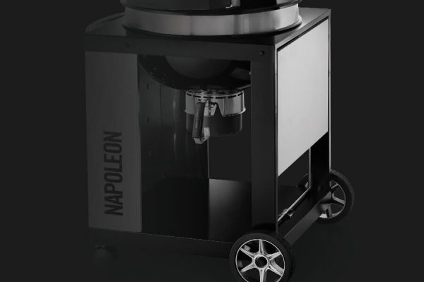 Charcoal-PRO22K-CART-Sturdy-Cart-Design-with-Folding-Shelf